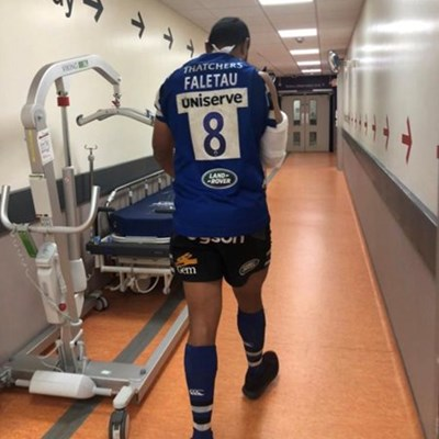 Wales No. 8 Taulupe Faletau ruled out of World Cup