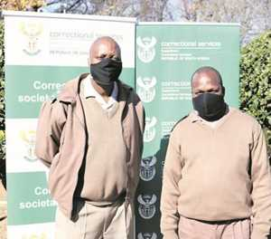 507 inmates to be released from Leeuwkop Correctional Services