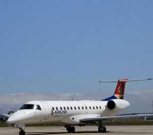 Airlink to operate under its own flight code