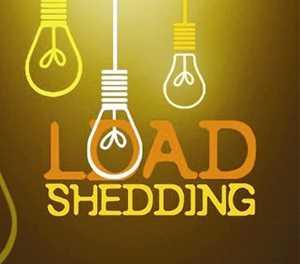 No load shedding anticipated this week
