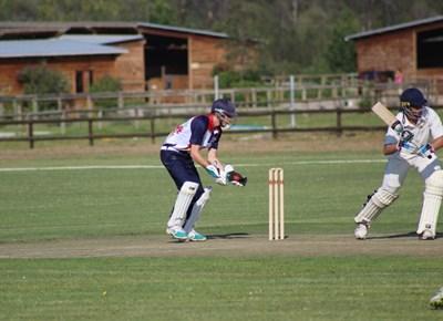 Festival of cricket at Oakhill School