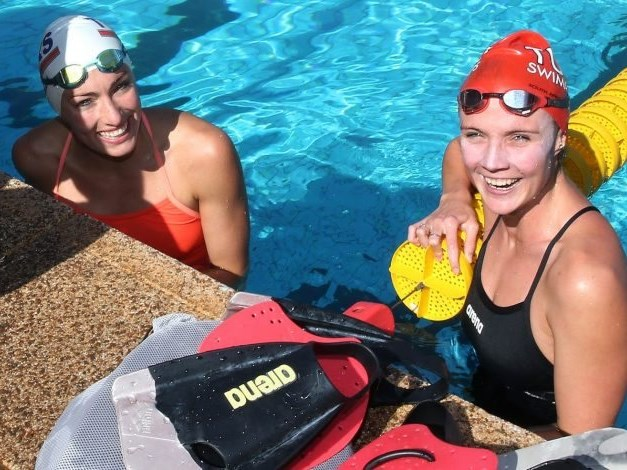 2 SA swimmers qualify for 200m breaststroke final at Tokyo Games