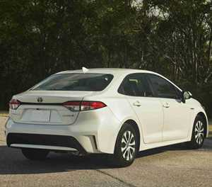 Toyota remains committed to hybrid power