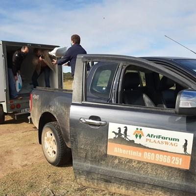 AfriForum versprei nog kos in Suid-Kaap