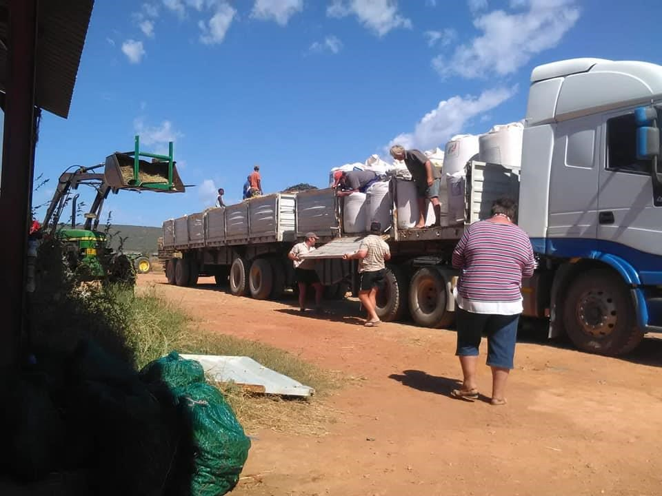 Vervoer dringend nodig vir droogtehulp