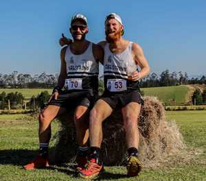 Houtkapper Trail Run attracts 400