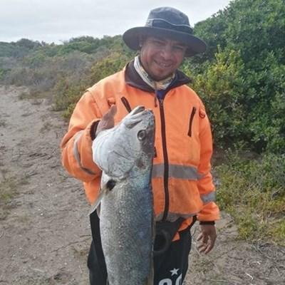 Albertinia-hengelaars vang weer vis