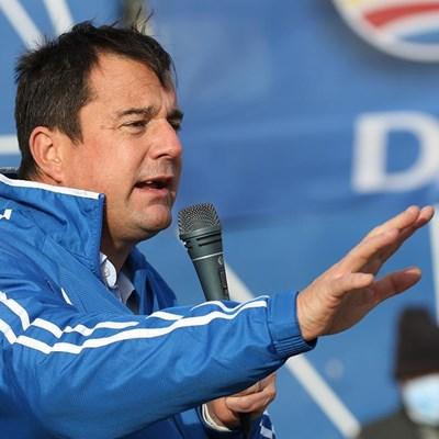 Register and vote for a better future, says DA
