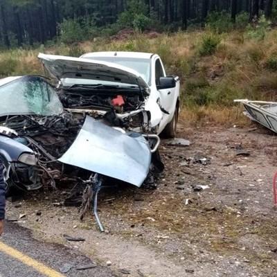 Twee sterf in ongeluk