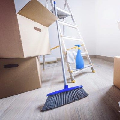 Moving-out guide for tenants