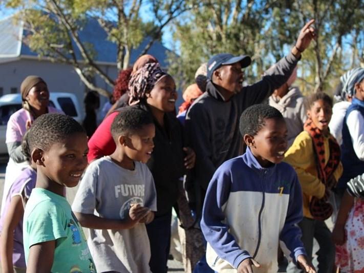 Intense protest hits Murraysburg
