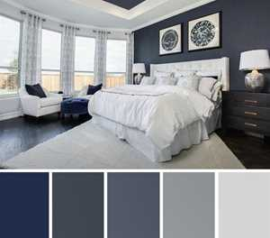 The perfect colour for your bedroom