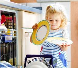 Why children should be doing chores