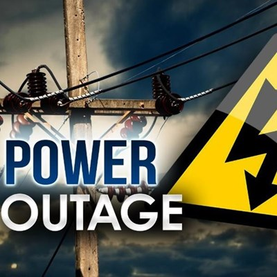 Power outage on Sunday 6 October