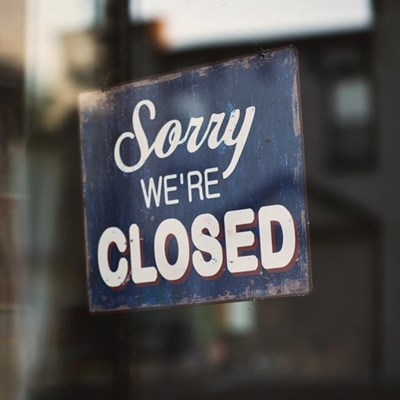 Protection Services Offices closed today