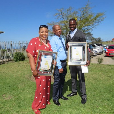 Themba Primary scoops awards