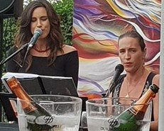 Feast of Thai, wine and song
