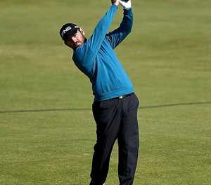 Oosthuizen wins part of $10.25m purse