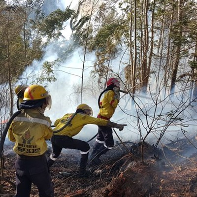 Combined efforts address high fire risks