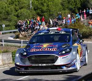 Ogier stripped of bonus points at Rally Mexico