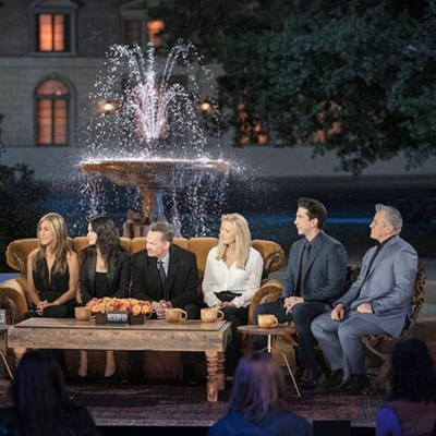 'Friends: The Reunion' will be streamed in SA by Showmax