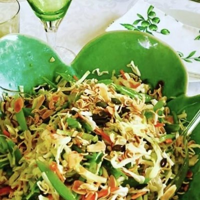 Meatless Monday – Chinese Cabbage Salad