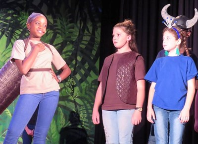 The Jungle Book at Union Middle School