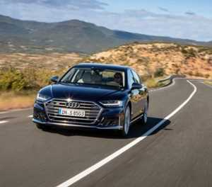 New Audi S8 now in SA