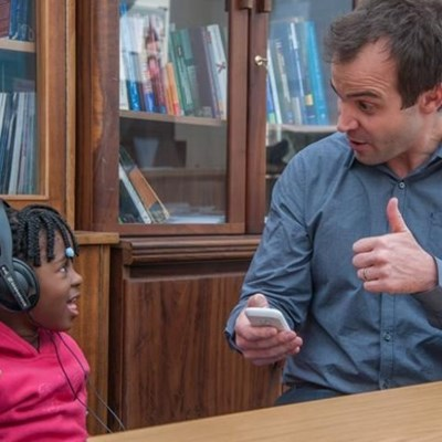 UP academic wins prize for improving access to hearing healthcare services