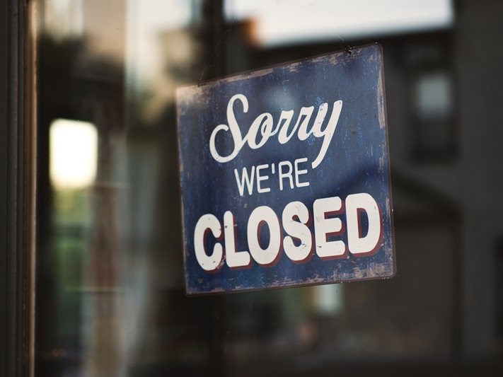 Temporary closure of municipal offices