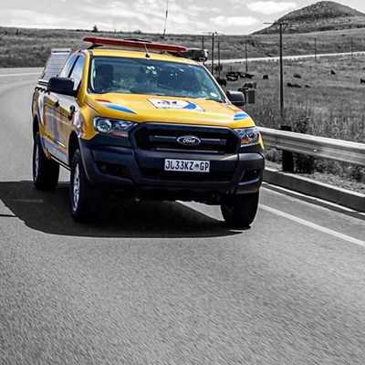 Heroes in their Fords Enhance Road Safety on the N3 Toll Route