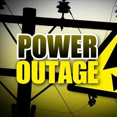Power outages: Vleesbaai, Boggomsbaai