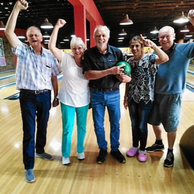 Daring you to bowl for a good cause