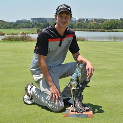 Third time's the charm for Moolman