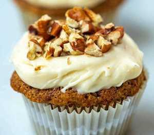 Recipe: Easy carrot cake cupcakes