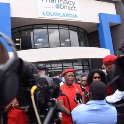 EFF, Pharmacy Direct reach deal for workers to receive TERS money