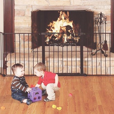 Baby-proof your home for winter