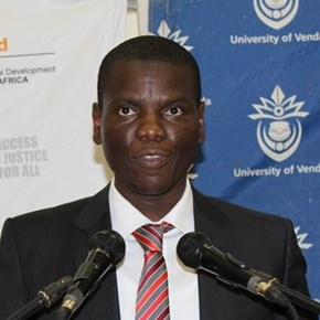 Ronald Lamola backs Kanya Cekeshe for presidential pardon