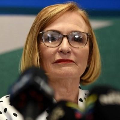 DA slams 'mainstream media' for 'lies' about its internal struggles