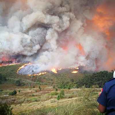 'Expect more wildfires': Experts