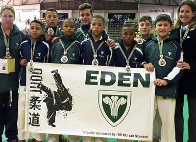 Eden Judoka excel in tournament