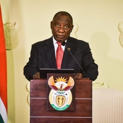 Ramaphosa announces new cabinet