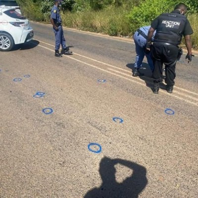 Drive-by shooting leaves brother and sister wounded in Durban