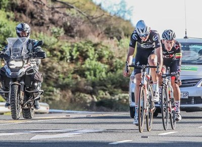 Knysna Cycle race thrills
