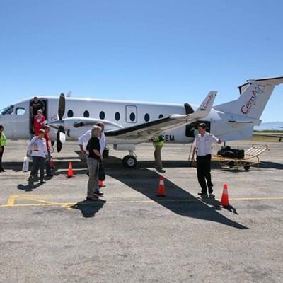 CemAir spreads wings in Plett again