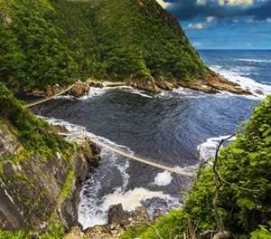 Finding Adventure at Storms River Mouth Rest Camp