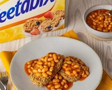 Uhm, beans on Weet-Bix? Twitter has a field day on pairing suggestion