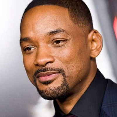Will Smith hit over head with computer box