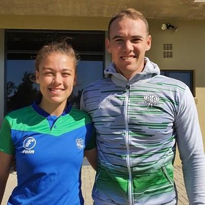 De Villiers siblings to represent SWD