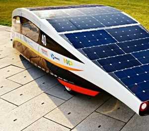 Sun-powered technology test takes to SA roads